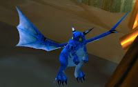 azure whelp companion pet