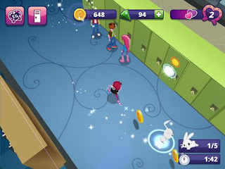 Screenshots of the My little pony: Equestria girls for Android tablet, phone.