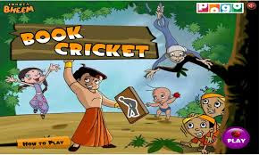 Bheem Cricket Games