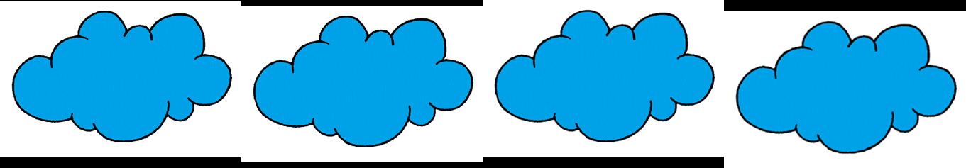 Las nubes en imagenes para ni os imagui - Imagenes de nubes infantiles ...