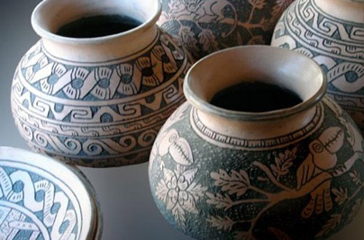 Debra Valencia Designs To Spice Up Your World Guatil Pottery