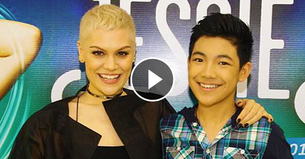 Darren Espanto Praised By Jessie J For His Chandelier Cover ...