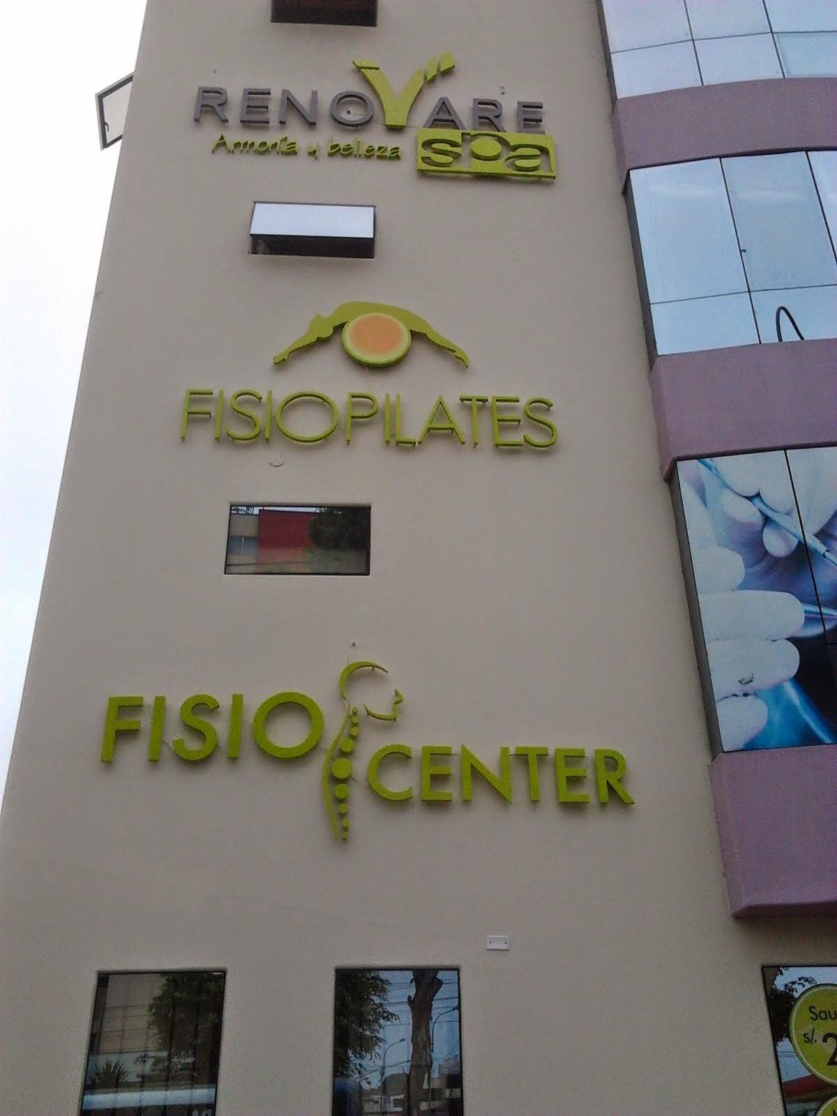 pilates - LETREROS EN MDF
