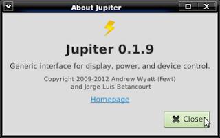 Jupiter applet
