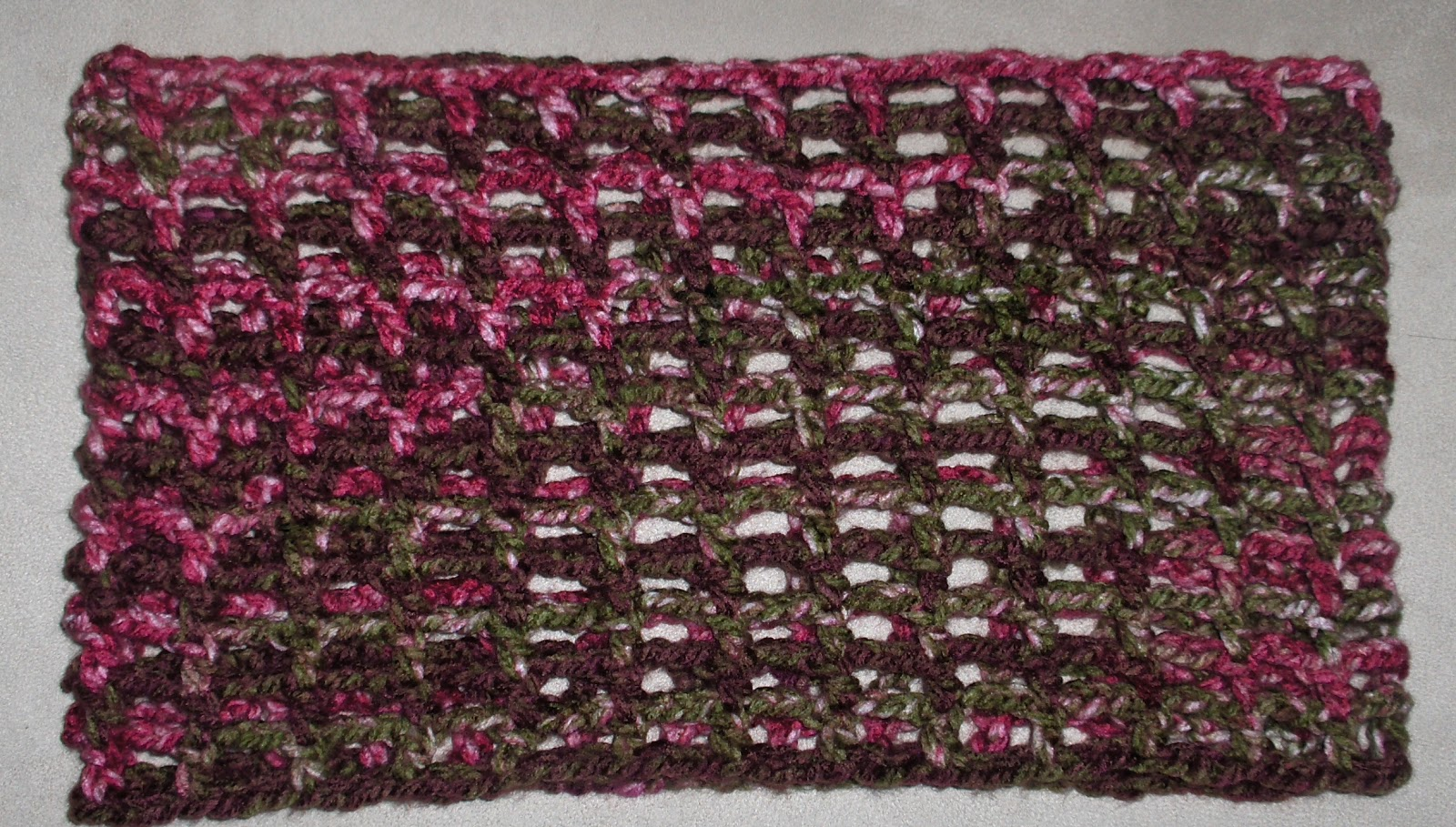 Das Crochet Connection: Free Cowl/Scarf patterns