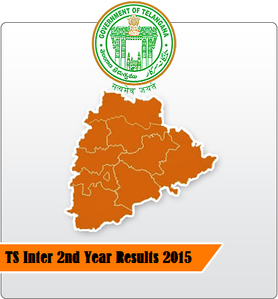 Telangana TS Inter 2nd Year Results 2015