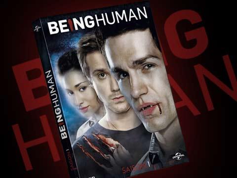 Beign Human le cofrret DVD