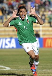 Resultado Bolivia Vs Paraguay – Eliminatorias 2014