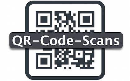 QR-Code-Scans