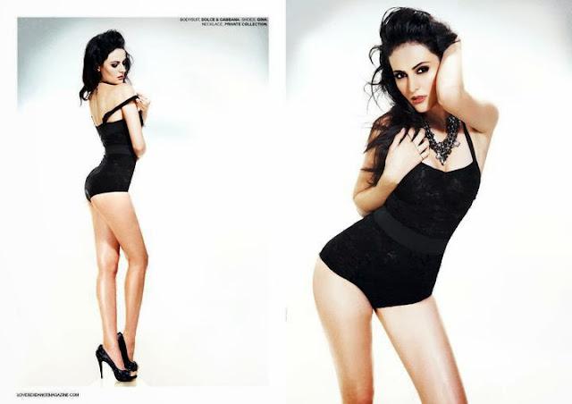 Mandana Karimi From Bigg Boss 9 Hot Sizzling Photos