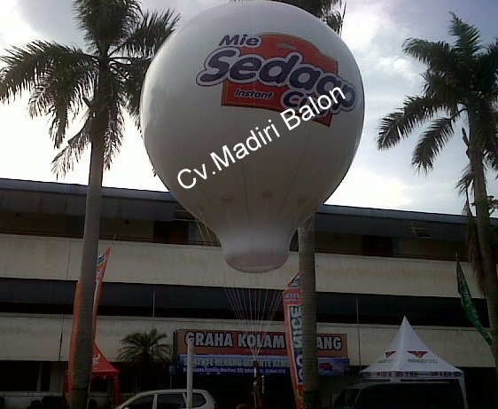 Balon Promosi MIE SEDAP