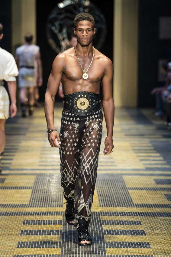 Versace Men S Fashion Show Collection 2013 Fashion Of Men S Underwear