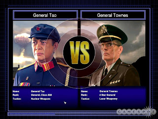 generals screen003 Download PC Game Command and Conquer Generals Zero Hour full Version