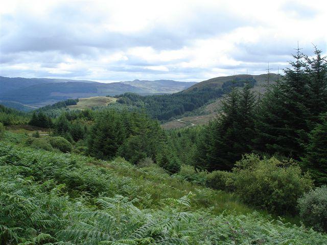Scotland-near-Loch-Fyne