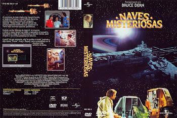 Carátula dvd: Naves misteriosas (1972) (Silent Running)