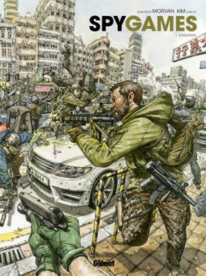 http://muddycolors.blogspot.fr/2014/04/kim-jung-gi-spy-games.html