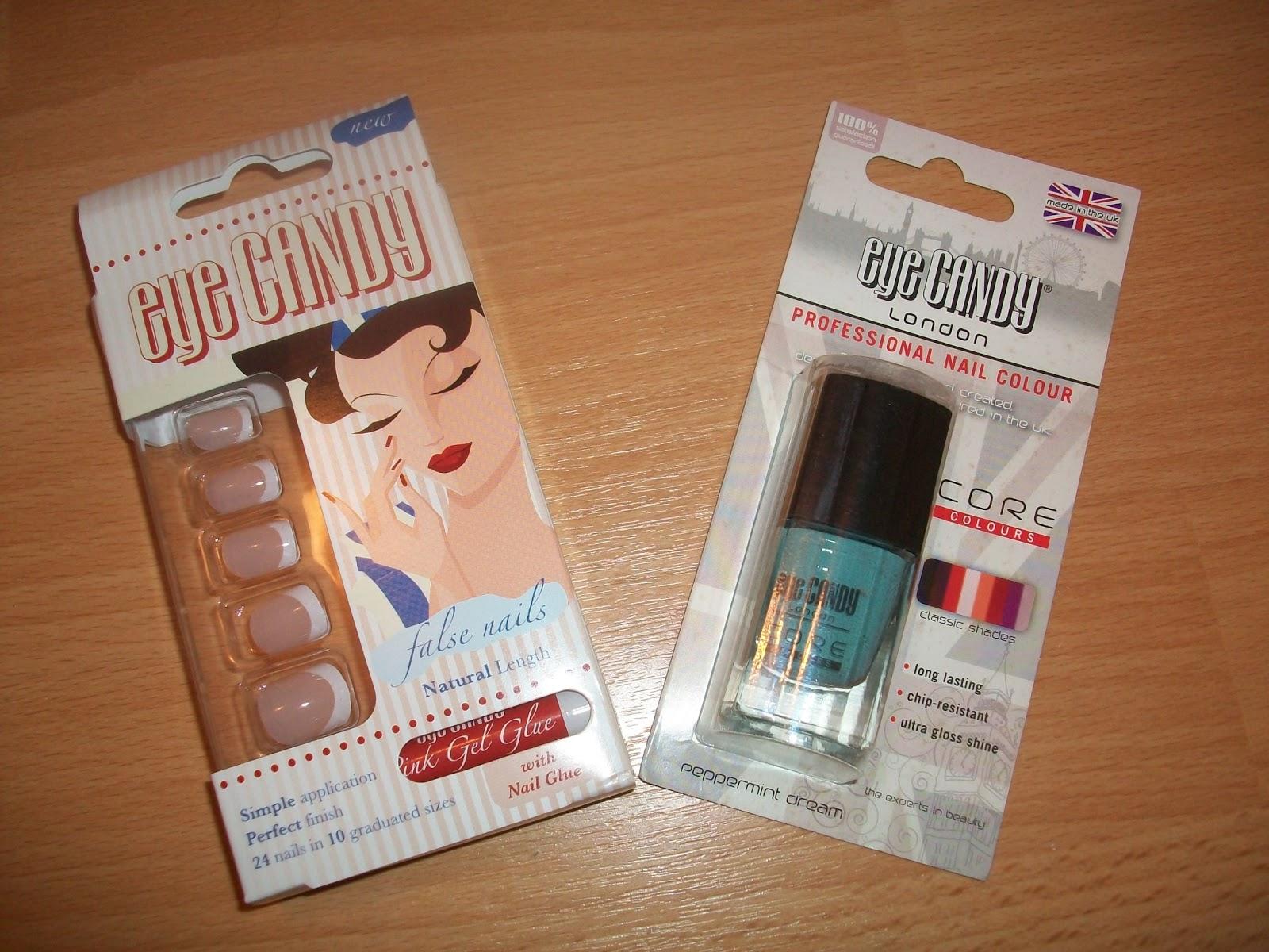 Beauty Wednesdays: Eye Candy False Nails from www.Ohbeauty.co.uk ...