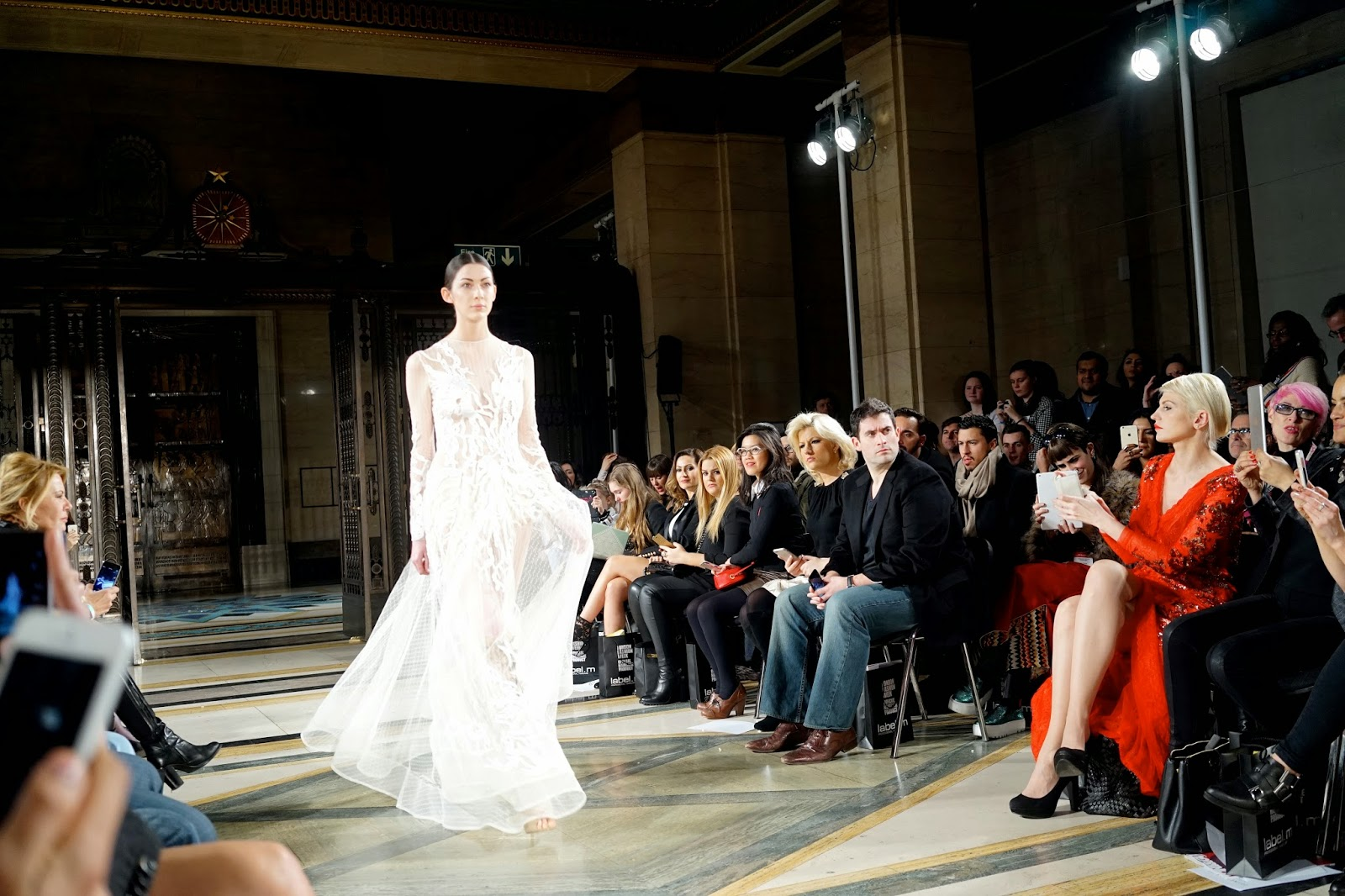zeynep kartal london fashion week