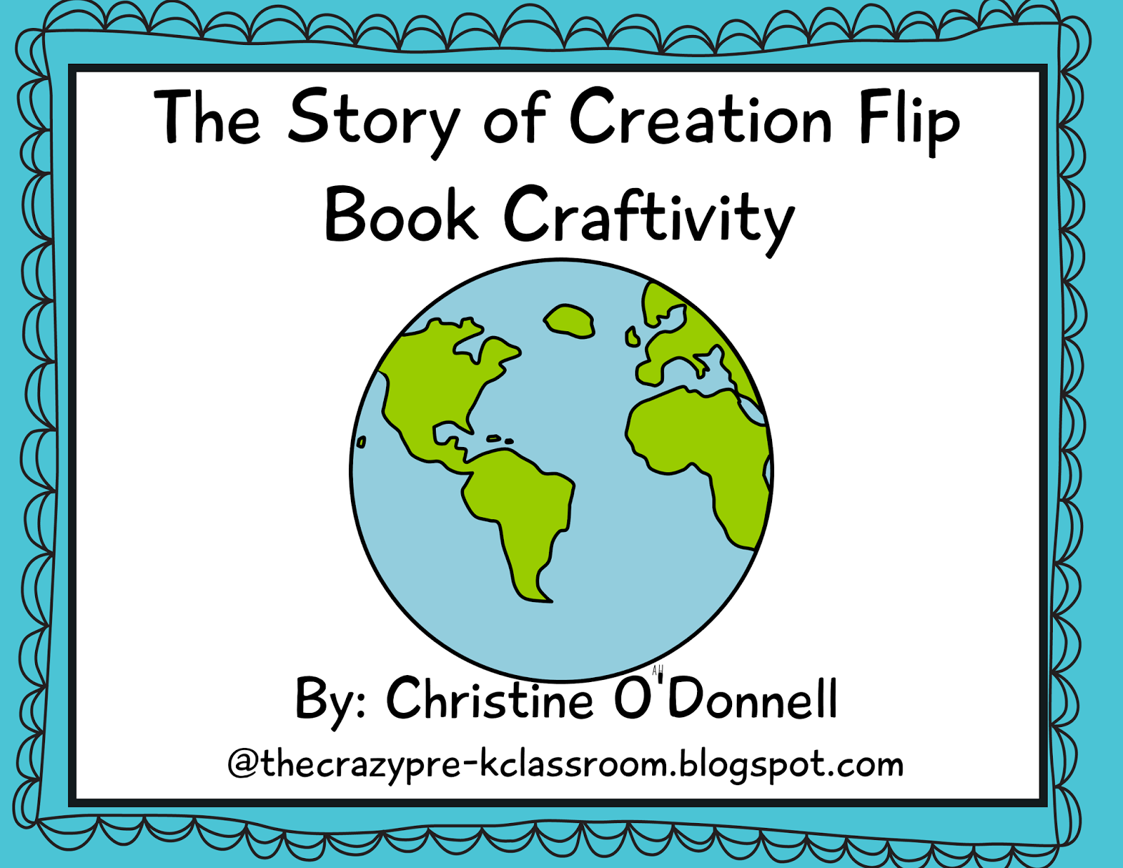 Story Creation Creation Bible Story