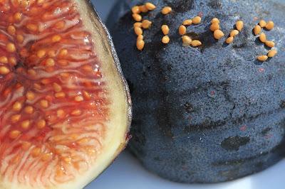 Ficus carica seeds