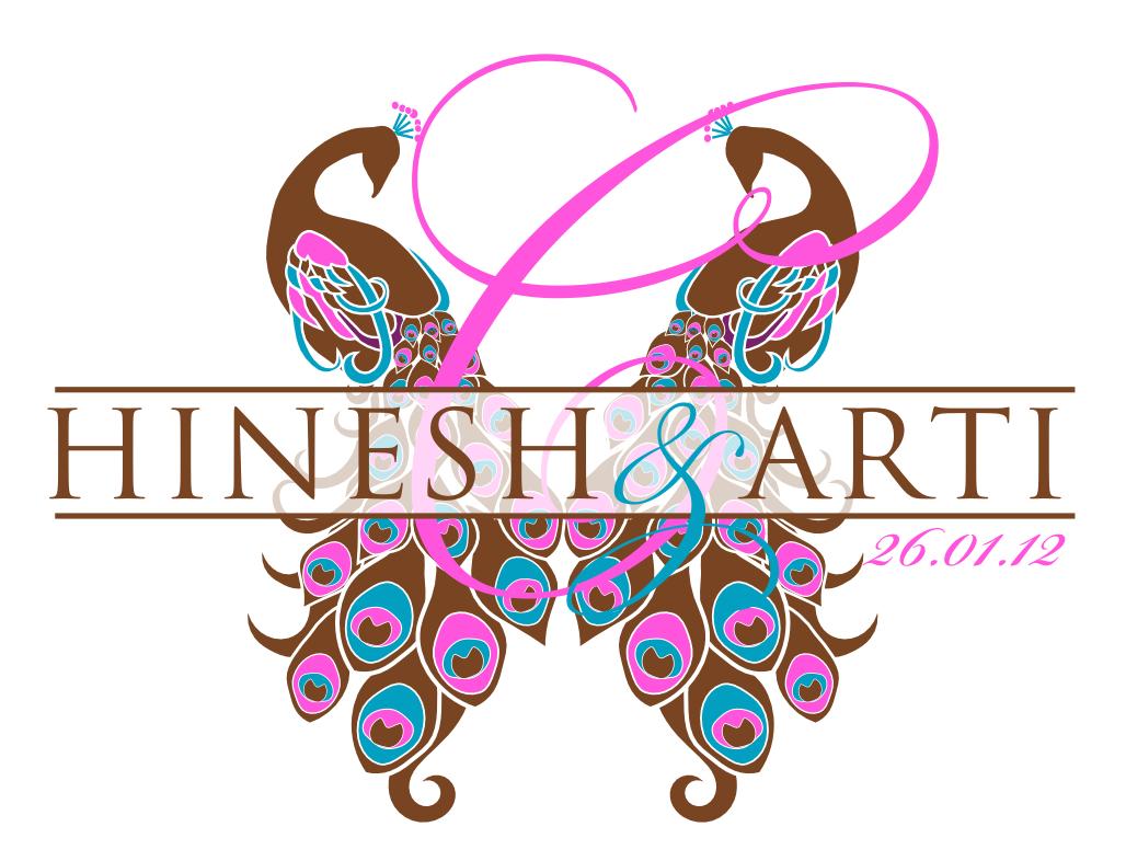 Wedding logo design online