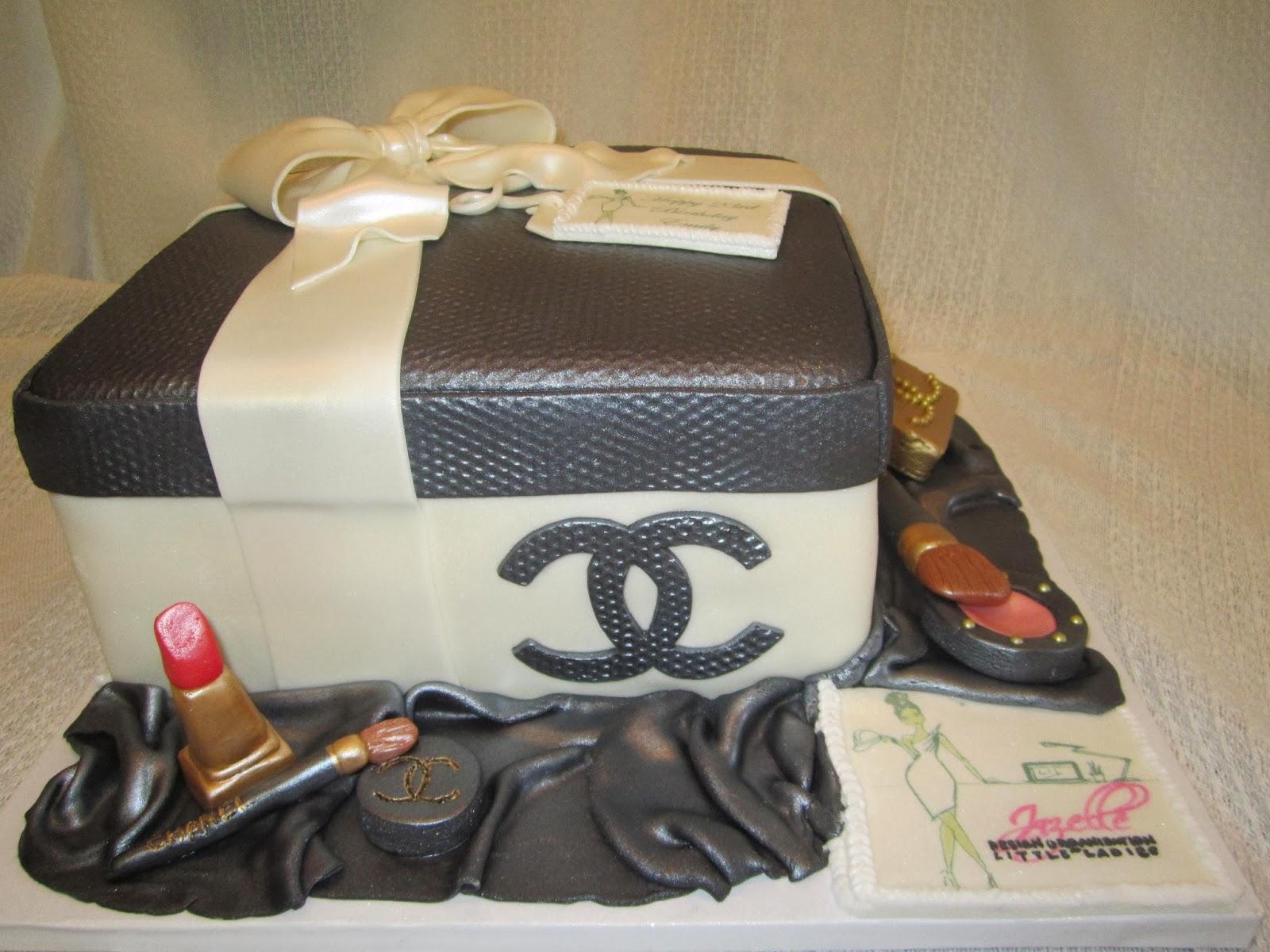 Michael Kors u0026 Chanel Handbag and Gift Box cakes & MyMoniCakes: Michael Kors u0026 Chanel Handbag and Gift Box cakes Aboutintivar.Com