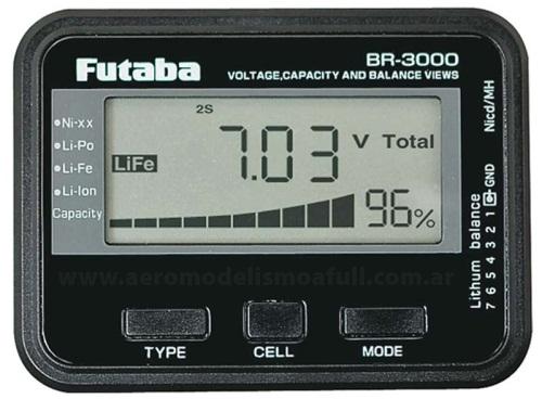 Futaba BR-3000