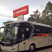 New Bus Hino RN285 Air Suspension