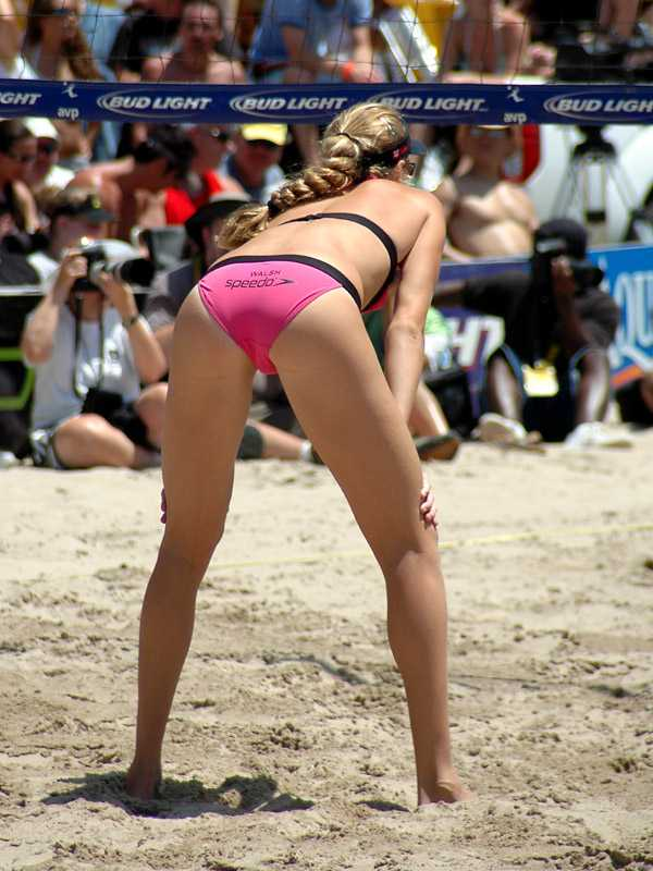 50 Hot Beach Volleyball Photos from the 2012 Summer