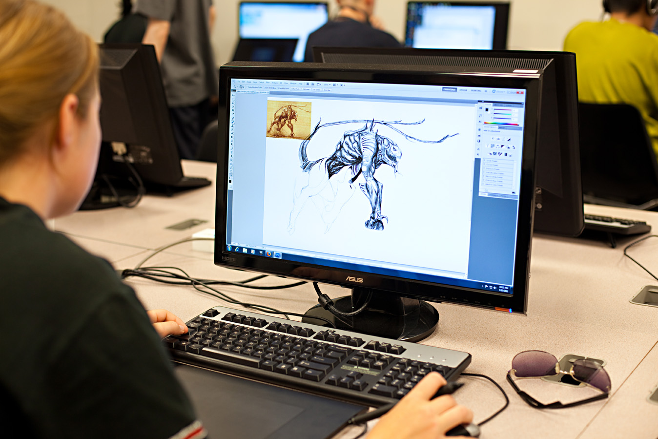 Game Designer Education