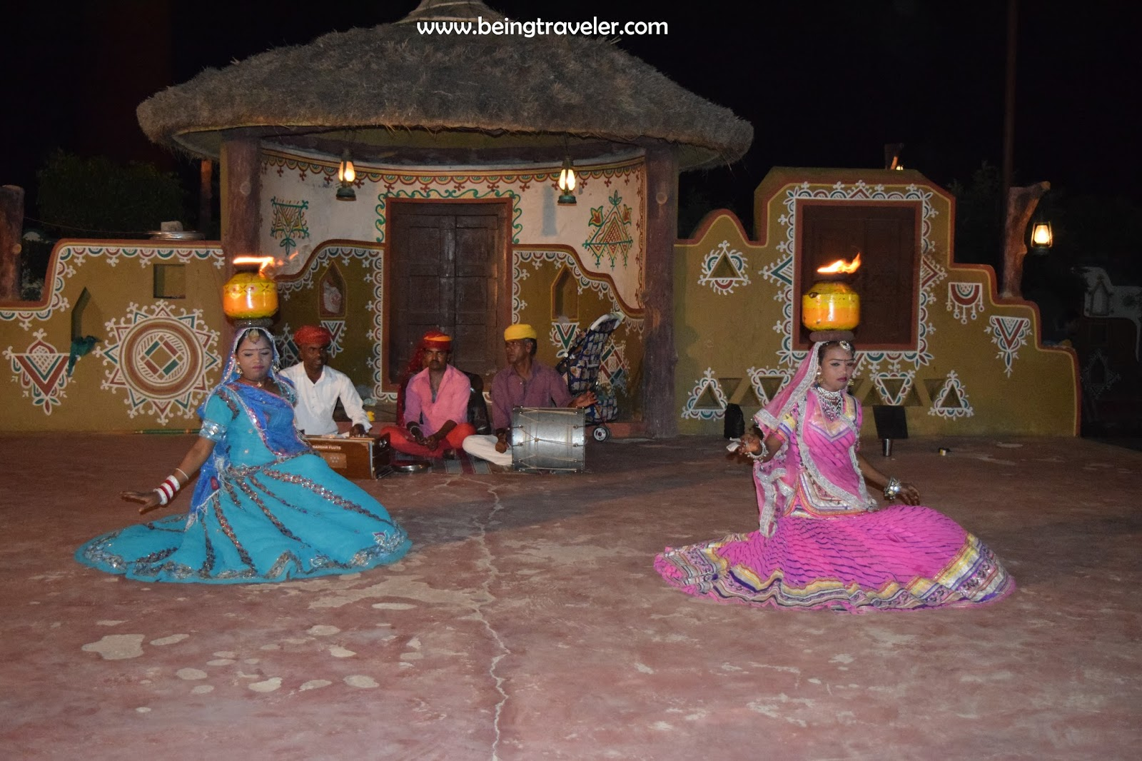 Chokhi Dhani, Sonipat, Haryana | Being Traveler