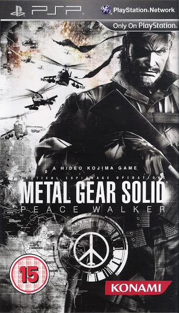Download high Compress Metal Gear Solid - Peace Walker PSP ISO