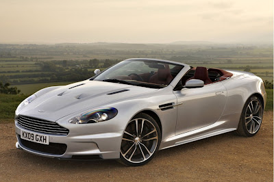 2009 Aston Martin DBS Coupe picture
