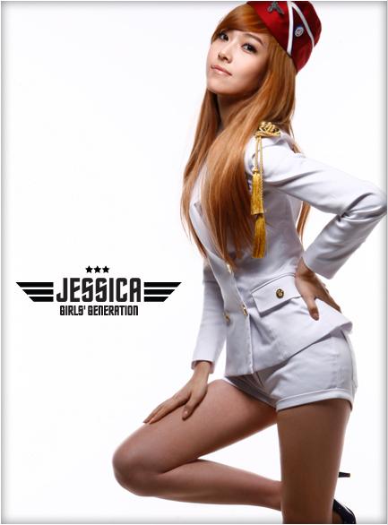jessica snsd blonde