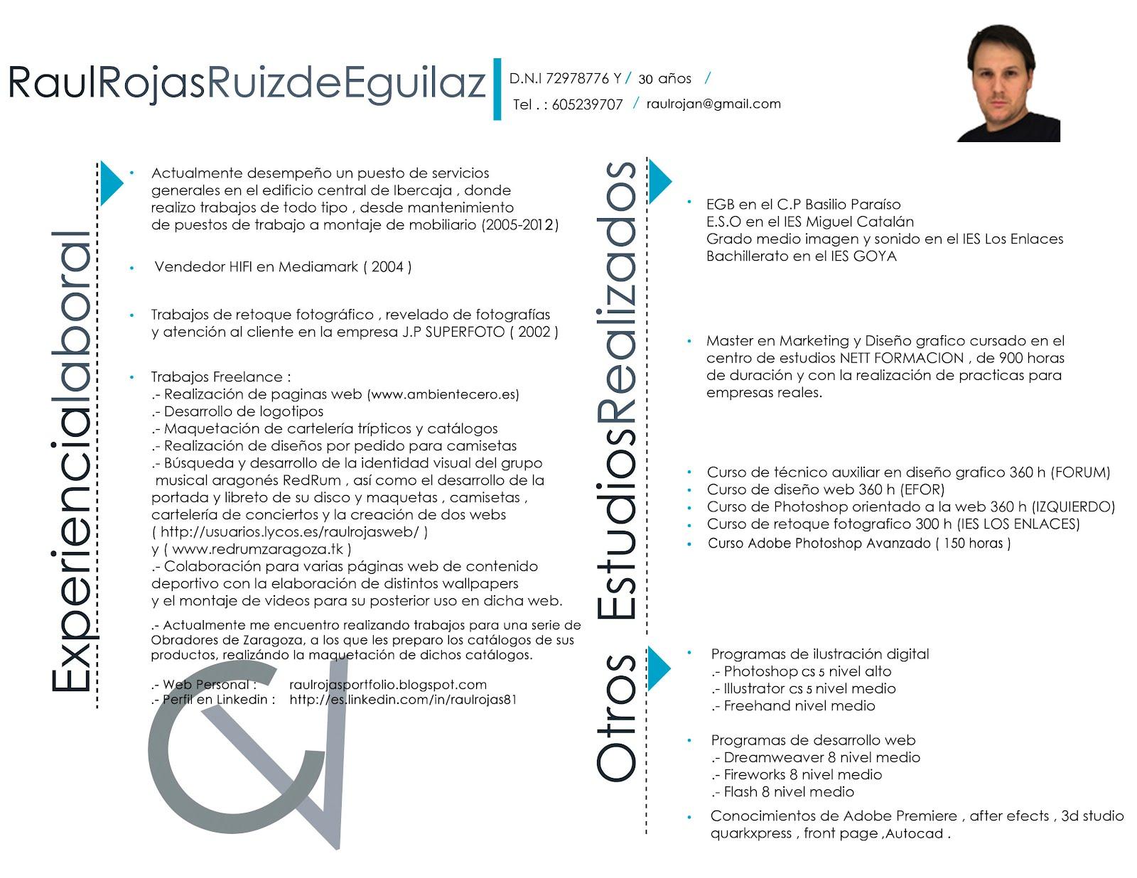 Raúl Rojas Portfolio