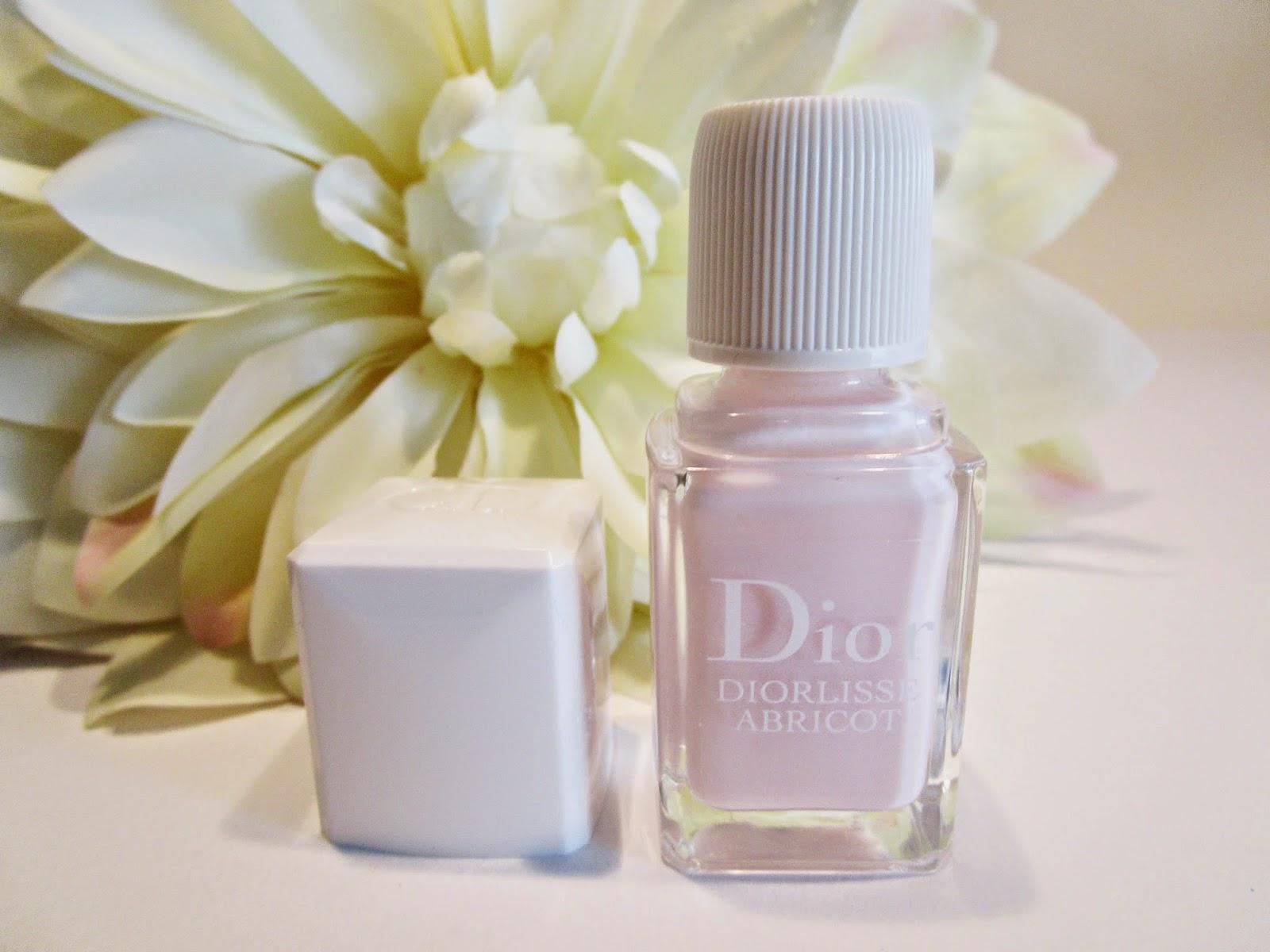 Laca de uñas Diorlisse Abricot de Christian Dior