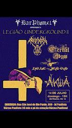 LEGIÃO UNDERGROUND II