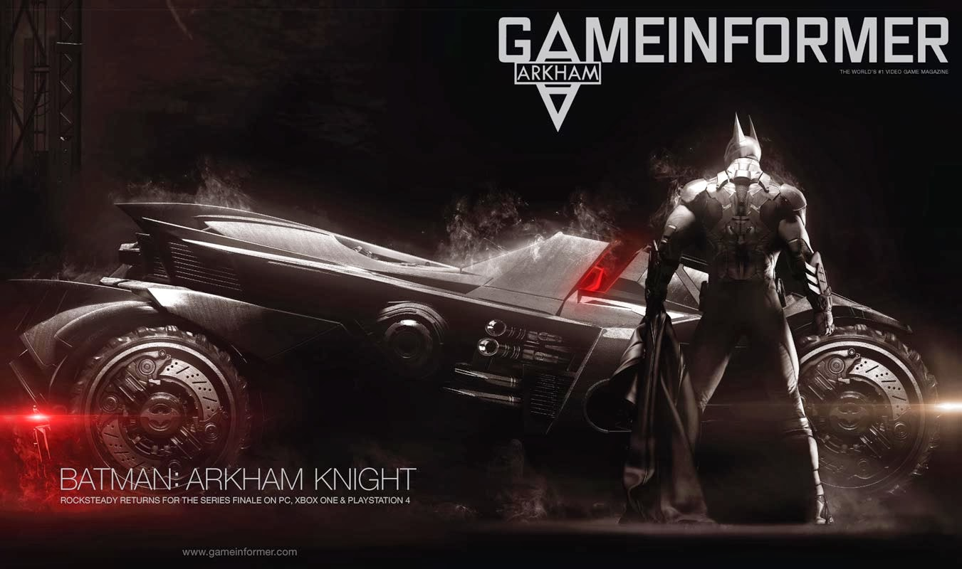 Batman -Arkham Knight new Game