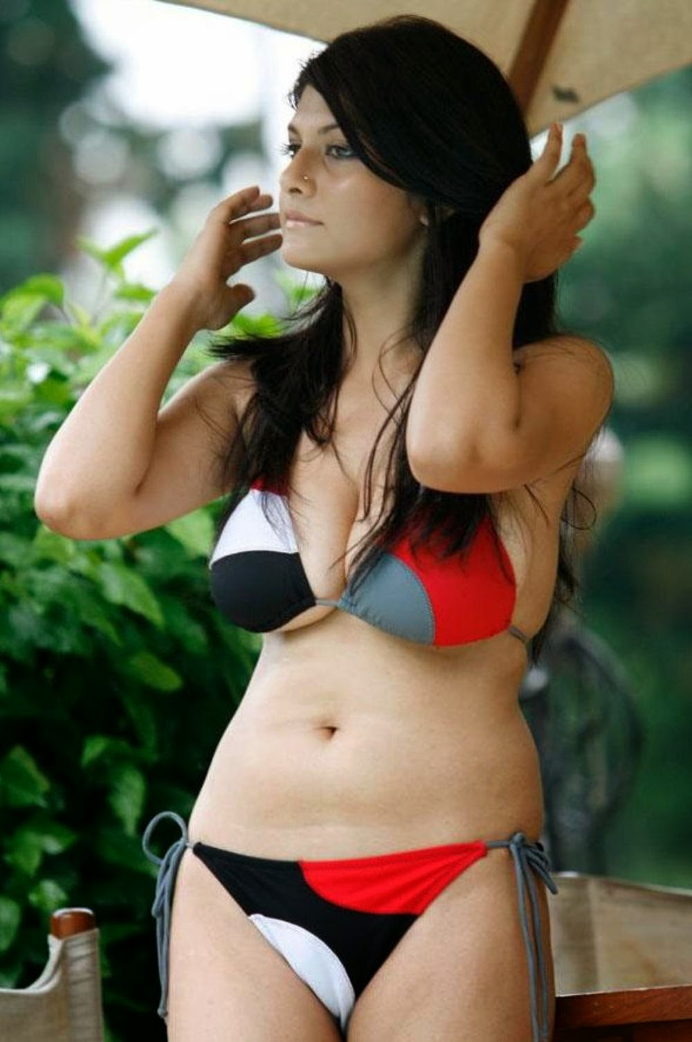 Indian hot bikini south actress