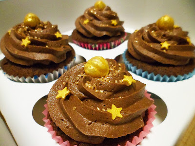 nutella filled cupcakes 3