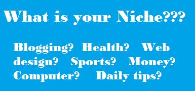 Kelebihan sebuah blog dengan topik spesifik atau Blog Niche