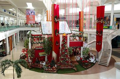 Papai Noel no Shopping Vitória 2013