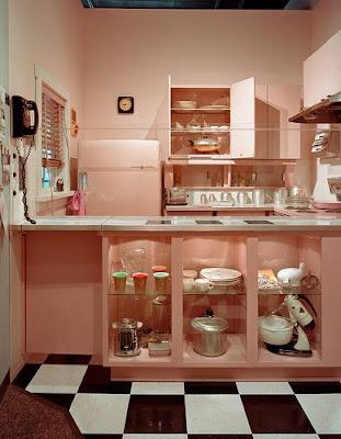 Mm arquitectura de interiores cocinas en colores pasteles for Arquitectura de interiores