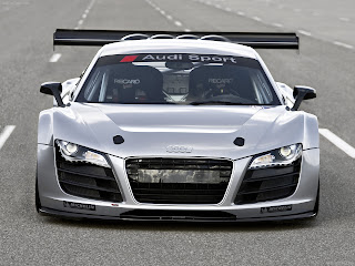 Audi R8 GT3 2009 Wallpaper