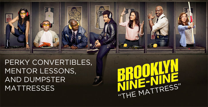 Brooklyn Nine-Nine - The Mattress - Review