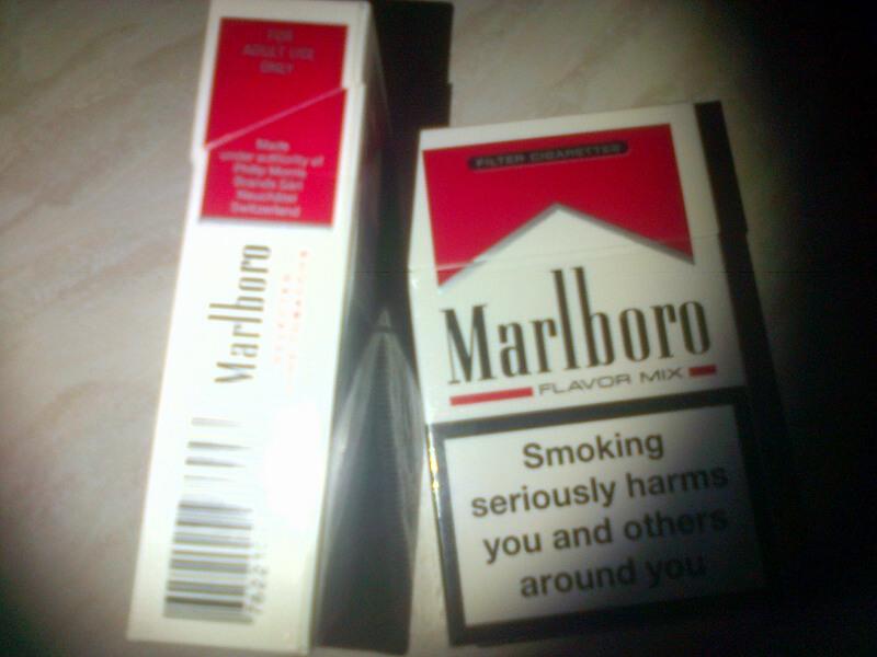 Marlboro cigarette price increase