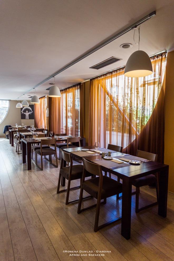 Talents Restaurant Sofia Menu