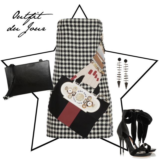 Outfit du Jour Holly Fulton