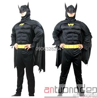 bán thuê trang phục batman