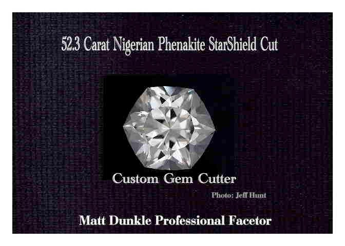 Custom Gem Cutter